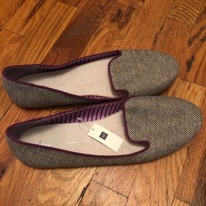 GAP Flats Size 10 Houndstooth New With Tags